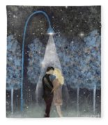 That Magic Moment Fleece Blanket