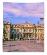 The Administrative Palace Fleece Blanket
