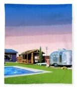The American Dreamstate 1 Fleece Blanket