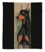 The Aristocrat Fleece Blanket