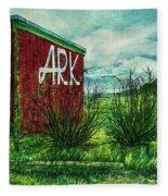 The Ark Wa. Fleece Blanket