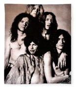 The Bad Boys From Boston Fleece Blanket