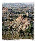 The Badlands Fleece Blanket