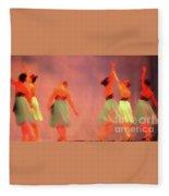 The Ballet Fleece Blanket