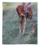 The Bambi Stance Fleece Blanket