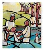 The Baptism Fleece Blanket