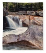 The Basin Pano Fleece Blanket
