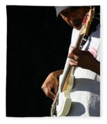 The Bassman Fleece Blanket