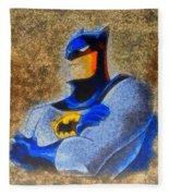 The Batman - Pa Fleece Blanket