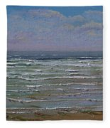 The Beachcomber Fleece Blanket