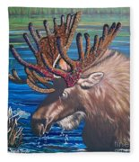 Big Bad Bead  Dealer    Flying Lamb Productions  Fleece Blanket