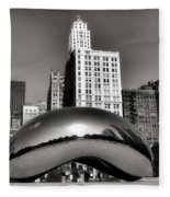 The Bean - 3 Fleece Blanket