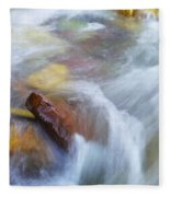 The Beauty Of Silky Water Fleece Blanket