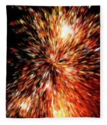 The Big Bang Fleece Blanket
