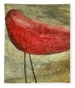 The Bird - Ft06 Fleece Blanket