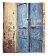 The Blue Doors Nubian Village Fleece Blanket