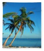 The Blue Lagoon Fleece Blanket