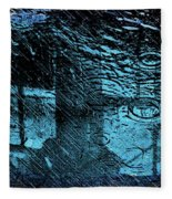 The Blues Fleece Blanket