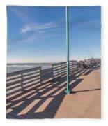The Boardwalk Fleece Blanket