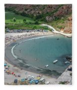 The Bolata Beach Fleece Blanket