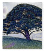 The Bonaventure Pine  Fleece Blanket