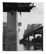 The Bridges At Whitesburg 3 Fleece Blanket