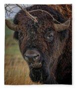 The Buffalo 2 Fleece Blanket