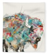 The Buffalo Fleece Blanket