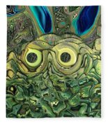 The Bug Fleece Blanket