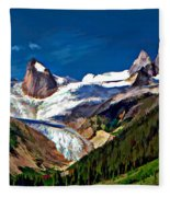 The Bugaboos Fleece Blanket