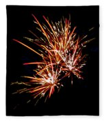 The Burst Fleece Blanket