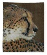 The Cheetah 2 Fleece Blanket
