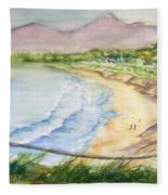 The Coast Fleece Blanket