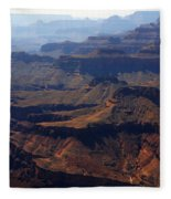 The Colorado River Fleece Blanket