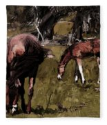 the Colt Fleece Blanket