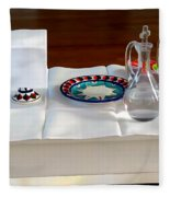 The Communion Table Fleece Blanket