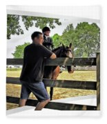 The Competition Fleece Blanket