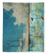 The Concrete Sky Fleece Blanket