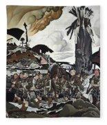 The Conquerors Fleece Blanket