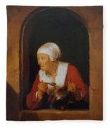 The Cook 1665 Fleece Blanket