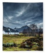 The Country Home Fleece Blanket
