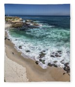 The Cove Fleece Blanket