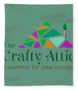 The Crafty Attic Fleece Blanket