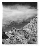 The Crest Fleece Blanket