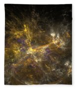 The Dance 3 Fleece Blanket