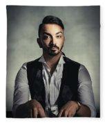 The Dealer Fleece Blanket