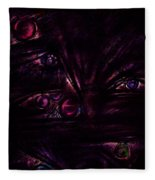 The Deceiver Fleece Blanket