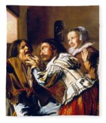 The Dentist, 1629 Fleece Blanket