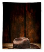 The Dirty Brown Hat Fleece Blanket