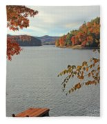 The Dock Fleece Blanket